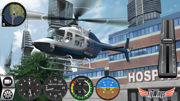 Helicopter Simulator 2016 на android