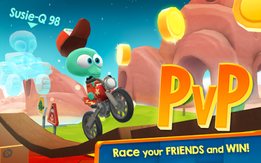 Big Bang Racing на android