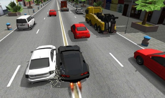 City Extreme Traffic Racer на android