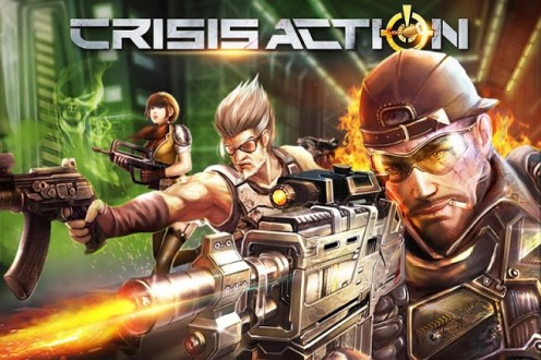 Crisis action на android