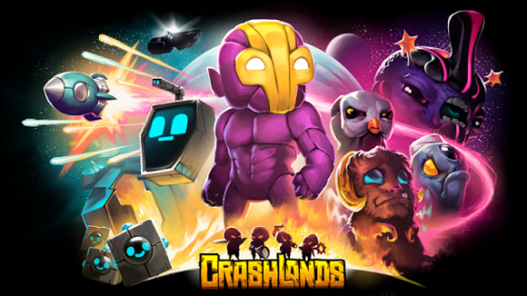 Crashlands на android