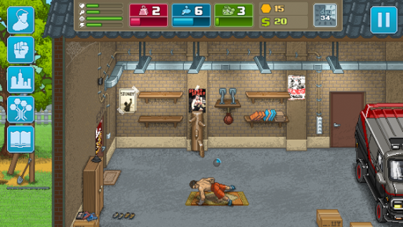 Punch Club на android