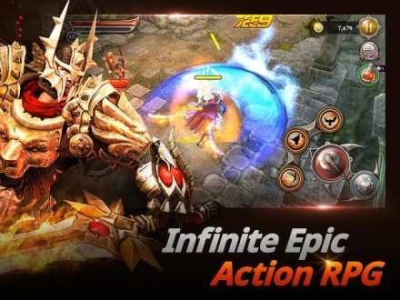 Blade: Sword of Elysion на android