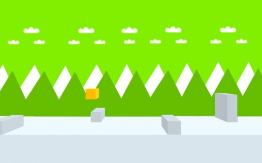 Jump Hard 3D на android