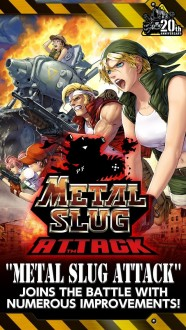 Metal slug attack на android