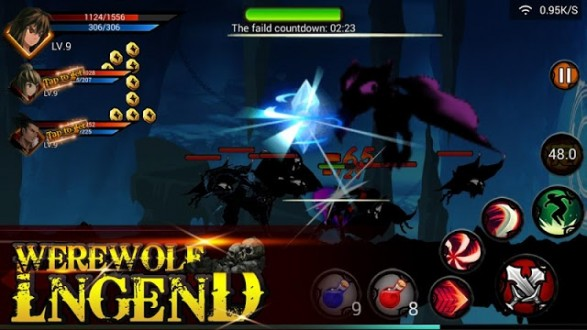 Werewolf Legend на android