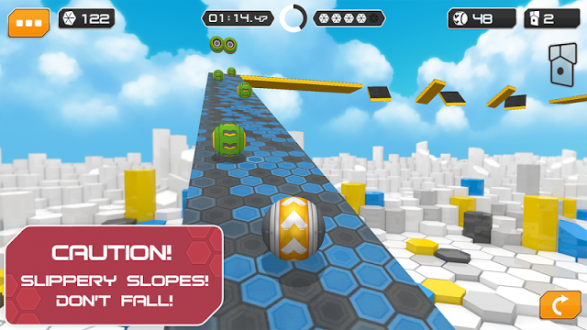 GyroSphere Trials на android
