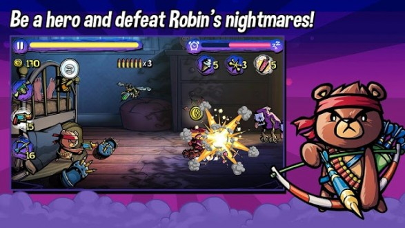 Dream Defense на android