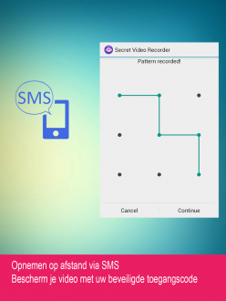 Secret Video Recorder на android