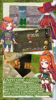 Adventures of Mana на android