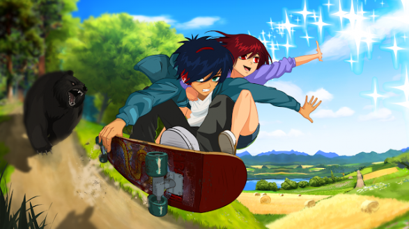 Lost in Harmony на android