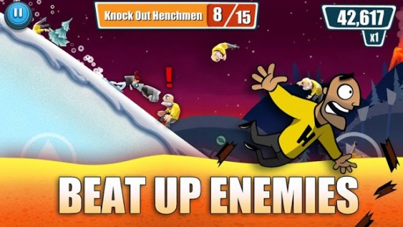 Operation Snowfall на android