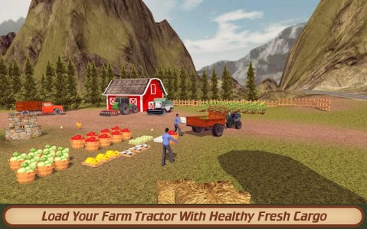 Hill Farm Truck Tractor PRO на android