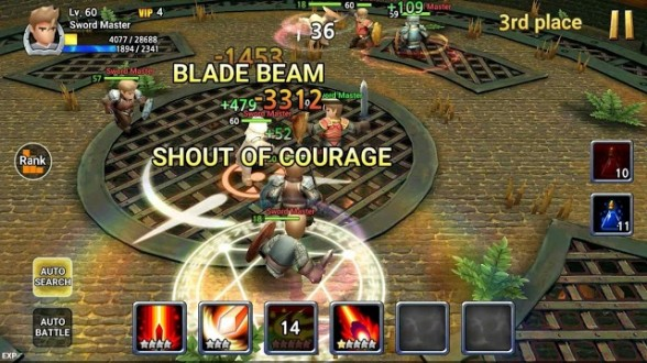Sword Storm на android