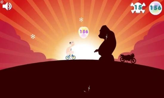 Ice Age Bike на android