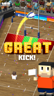 Blocky Rugby на android