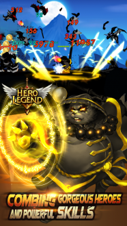 Hero Legend на android