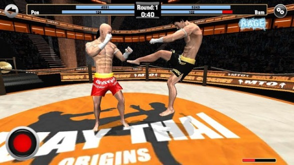 Muay Thai - Fighting Origins на android