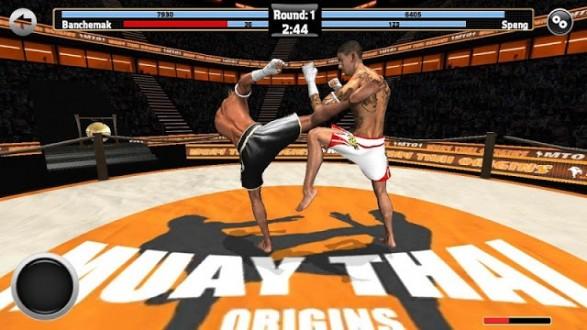 Muay Thai - Fighting Origins на android