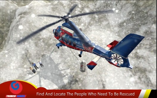 Helicopter Hill Rescue 2016 на android