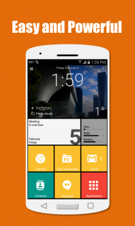 SquareHome 2 на android