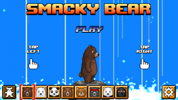 Smacky Bear на android