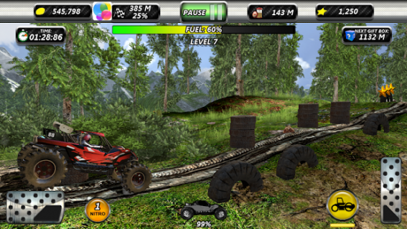 Hill Climb Tuning Masters на android
