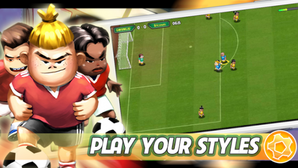 Kung fu Feet: Ultimate Soccer на android