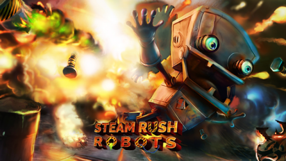 Steam Rush: Robots на android