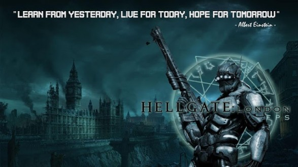 Hellgate : London FPS на Android