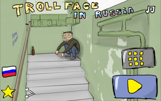 Troll Face Quest 3D на Android