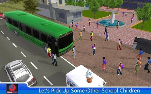 School Bus Driver 2016 на Android