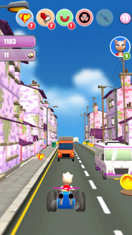 Princess Cat Lea Run на android