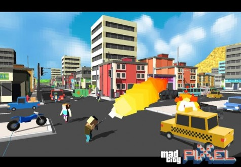 Mad City Pixel's Edition на Android