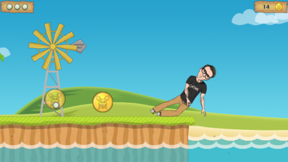 Idiotik Golf на Android