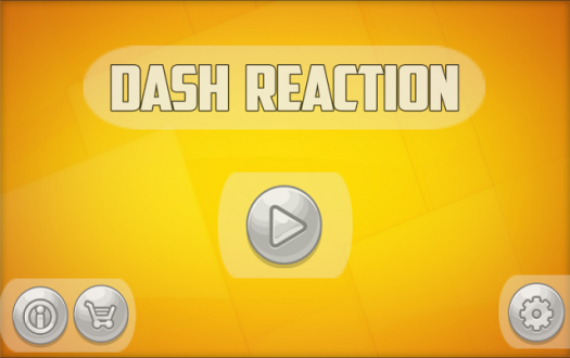 Dash Reaction: Игра на реакцию на Android