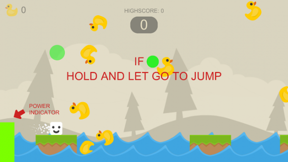 OverJump на Android