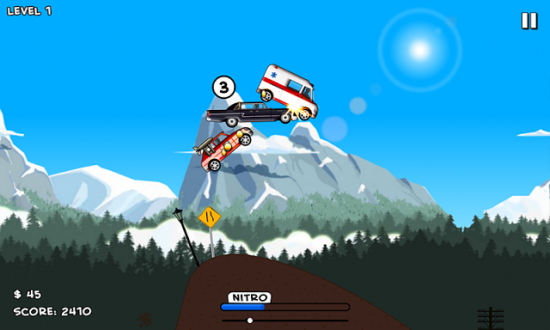Lethal Race на Android
