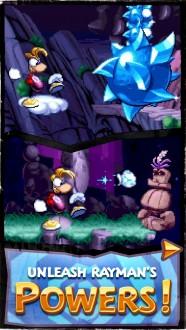 Классический Rayman на Android