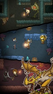 The Greedy Cave на Android