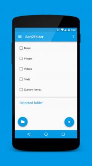 Sort2Folder на Android