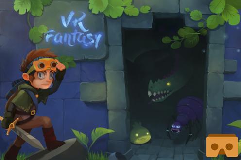 VR Fantasy на Android