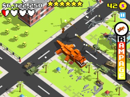 Smashy City на Android