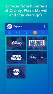 Disney Gif на android