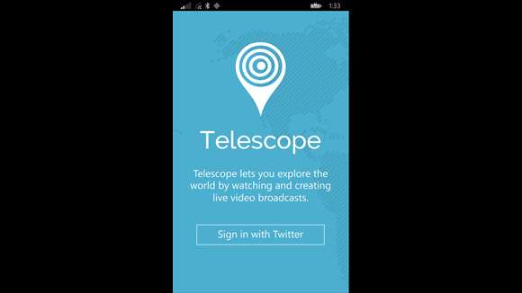 Telescope for Periscope для windows phone
