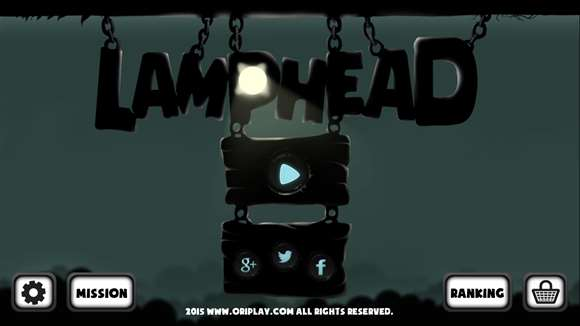 Lamphead: Out the Darkness для windows phone