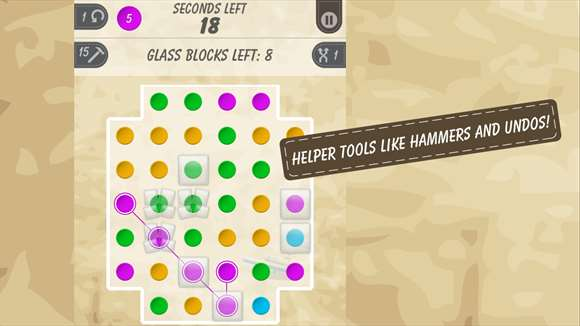 Dotster 2 для windows phone