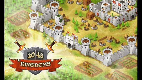 2048 Kingdoms для windows phone